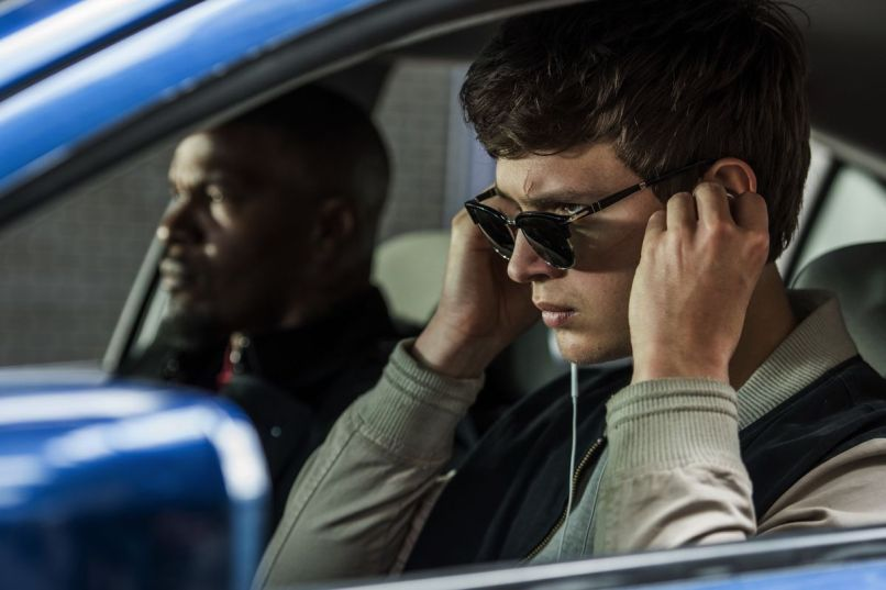 baby driver feature Top 25 Movies of 2017