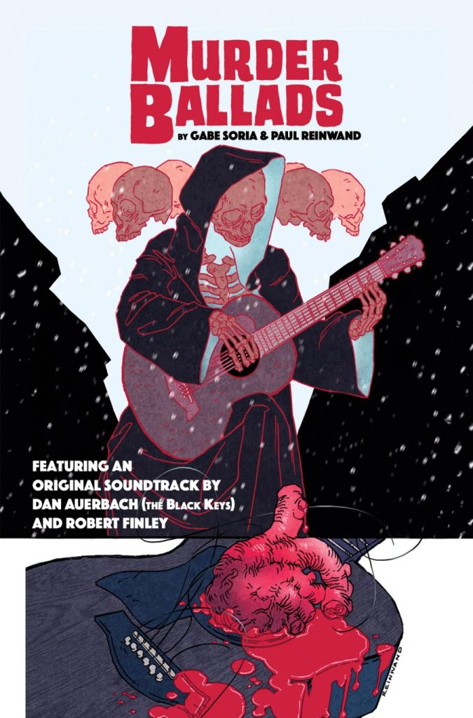 bb17 2017 murder ballads billboard embed e1501105020450 Dan Auerbach and bluesman Robert Finley join forces for graphic novel soundtrack: Stream