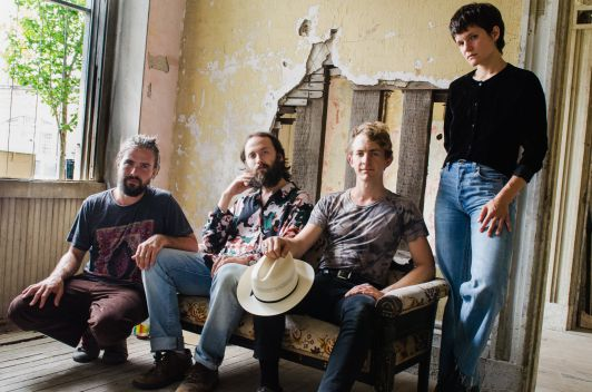 Big Thief, photo by Ben Kaye