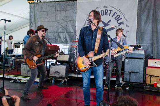 Drive-By Truckers // photo by Ben Kaye