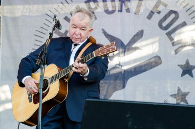 John Prine // photo by Ben Kaye