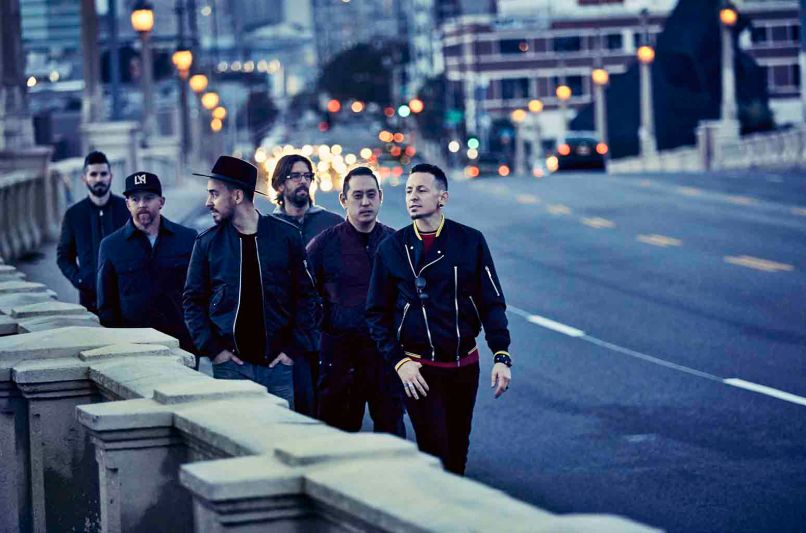 linkin park press photo credit james minchin 2017 billboard 1548 Pulling Beneath the Surface: On Chester Benningtons Push Through the Pain