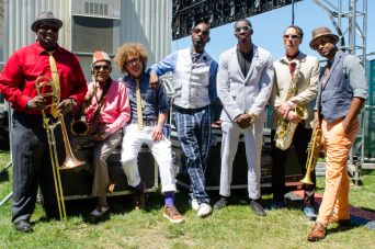 Preservation Hall Jazz Band // photo by Ben Kaye