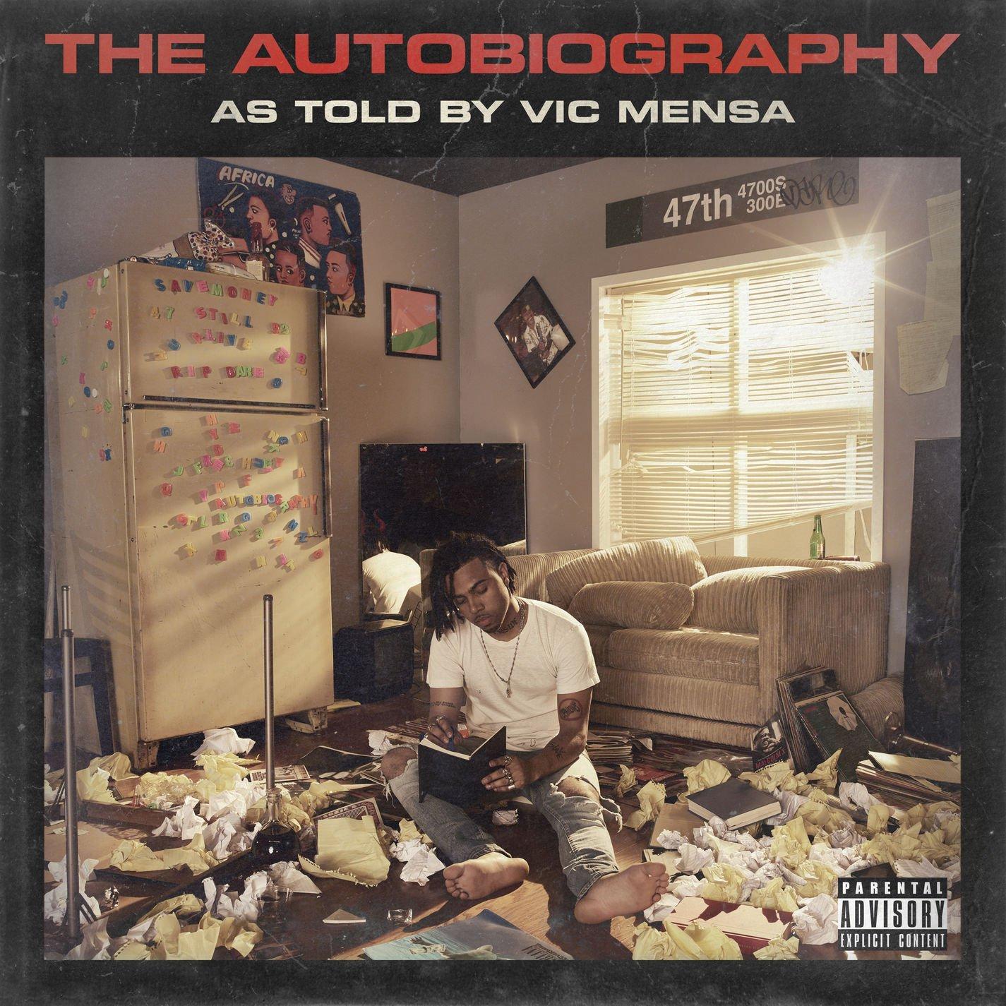 vic mensa autobiography album stream download Vic Mensa shares debut album The Autobiography: Stream