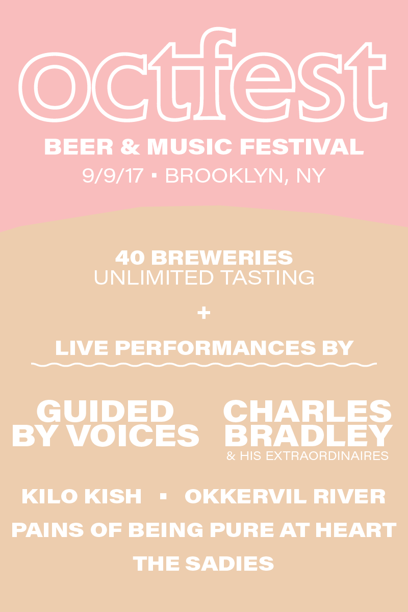 dedicated email image Win tickets to Brooklyns OctFest