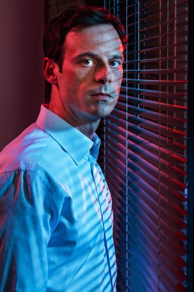 Scoot McNairy as Gordon Clark- Halt and Catch Fire _ Season 4, Gallery - Photo Credit: Eric Ogden/AMC