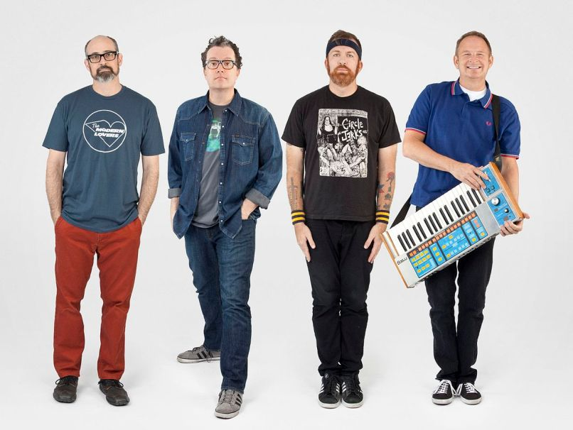 nerf herder press photo 2016 10 Other Nerd Rock Bands You Should Know