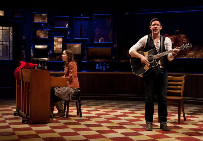 once jumbo Ten Years of Once: An Oral History of John Carneys Hit Musical