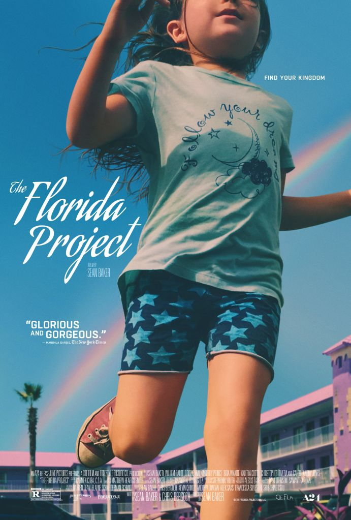 thefloridaproject poster Willem Dafoe races for the Oscar in first trailer for The Florida Project: Watch