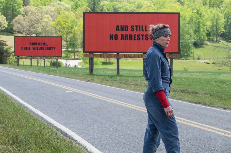 three billboards Oscars 2018 Predictions: Who Should Win, Who Will Win