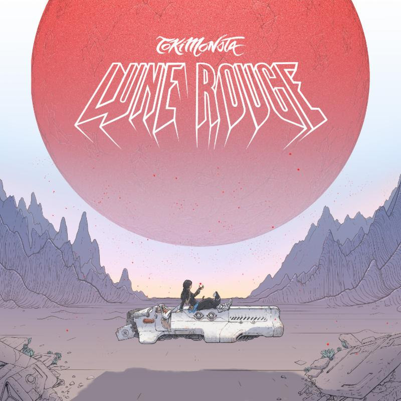 tokimonsta lune rouge album new TOKiMONSTA announces new album, Lune Rouge, shares single We Love: Stream