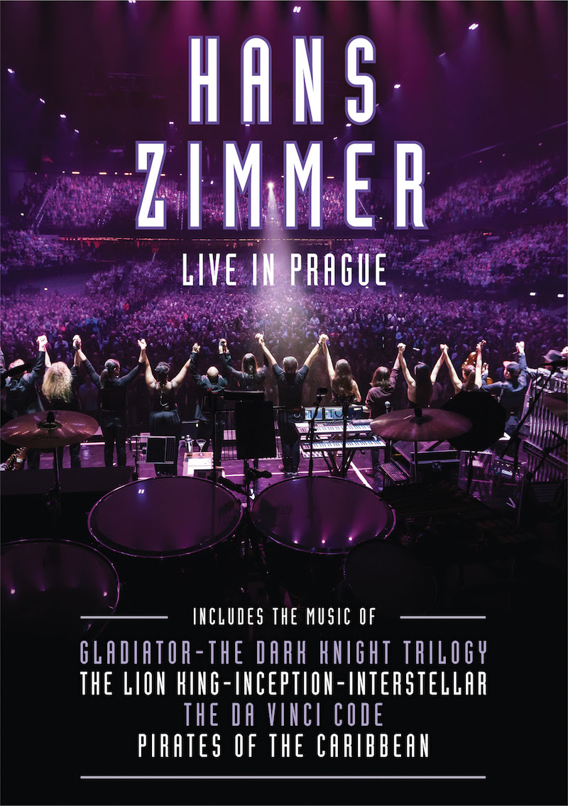 unnamed 23 Hans Zimmer releases new album, Live in Prague: Stream/Download