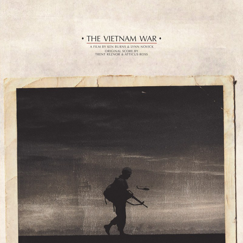 vietnam war Trent Reznor & Atticus Ross score Ken Burns epic The Vietnam War: Stream