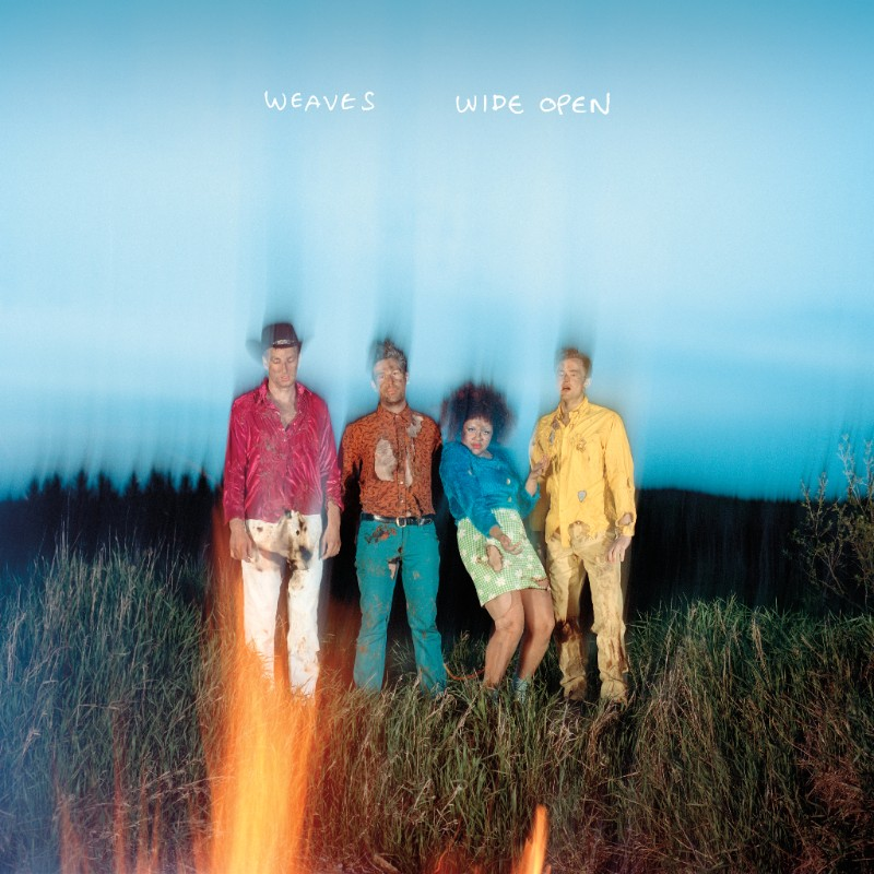 weaves wide open Weaves announce new album, Wide Open, share lead single, #53: Stream