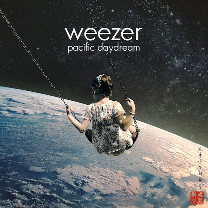weezer pacific daydream new album Ranking: Every Weezer Album from Worst to Best
