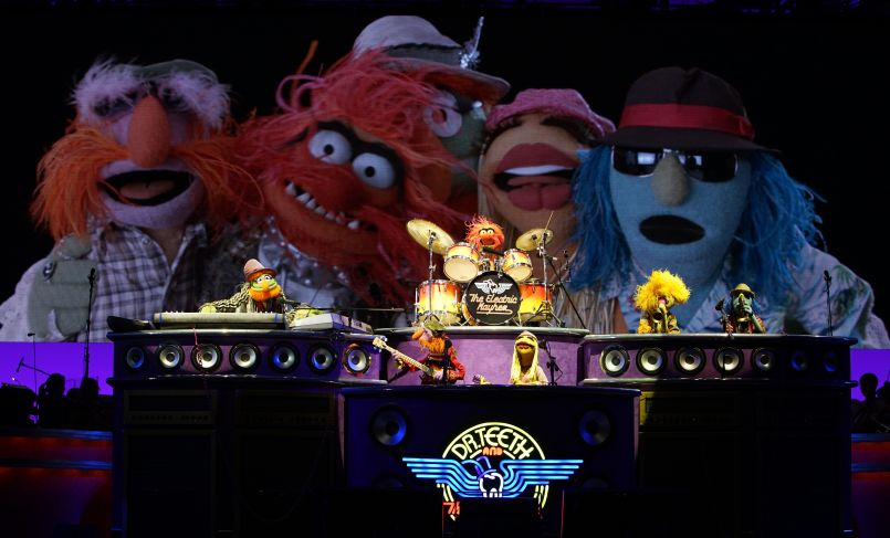 andrea mccallin the muppets studio 13 Live Review: The Muppets Bring Magic to the Hollywood Bowl (9/8)