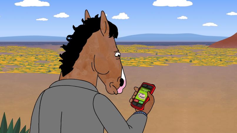 bojack 2 Netflixs BoJack Horseman Is the Saddest Show on Television