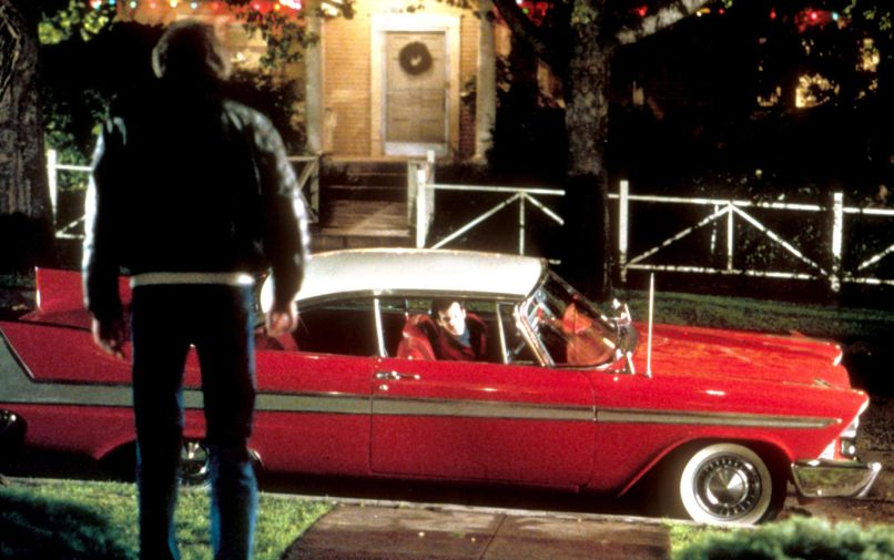 christine The 100 Scariest Movies of All Time