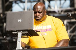 DJ Diesel (Shaquille O'Neal) // Photo by Philip Cosores