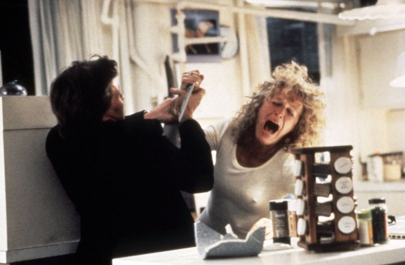 fatal attraction Top 25 Films of 1987