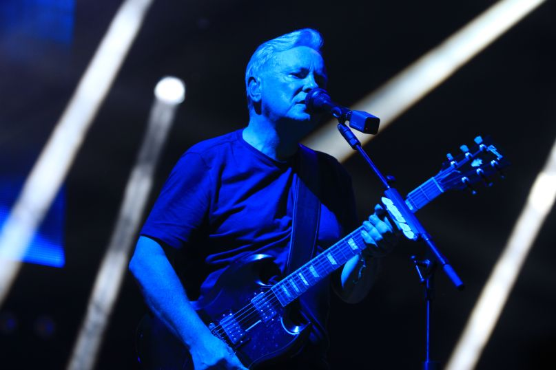 New Order, photo by Heather Kaplan