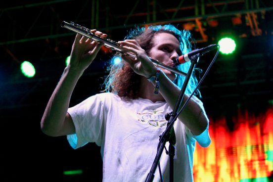 King Gizzard and the Lizard Wizard // Photo by Frances Welch