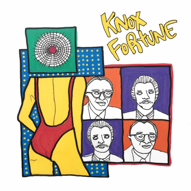 knox fortune paradise Knox Fortune releases debut album Paradise: Stream/download