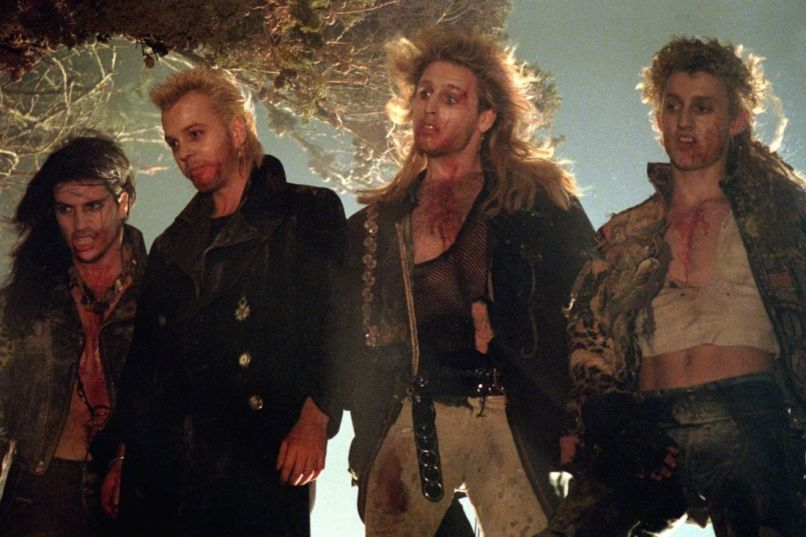 lost boys hed Top 25 Films of 1987