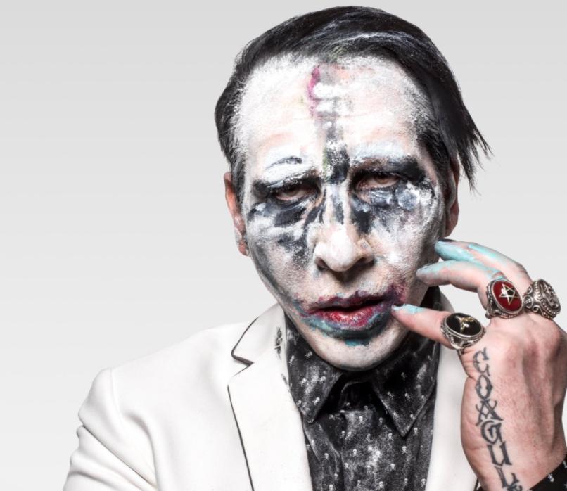 marilyn manson 1 A Brief History of Marilyn Manson Being Strange