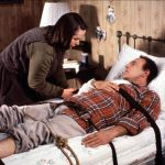 Misery, James Caan, Kathy Bates, Stephen King, Torture, Injuries
