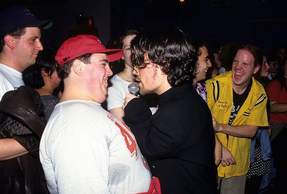 peter dinklage whizzy 3 Peter Dinklage was in a sardonic New York punk band called Whizzy