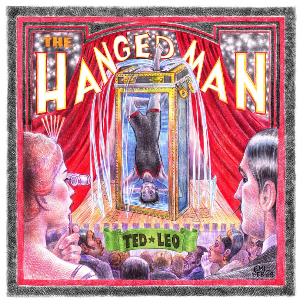 ted leo the hanged man stream album new download Ted Leo returns with new solo album, The Hanged Man: Stream/download