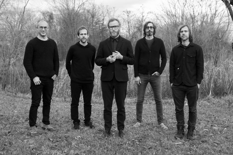 the national by graham macindoe 1 The National Are the Hardest Working Band in the World
