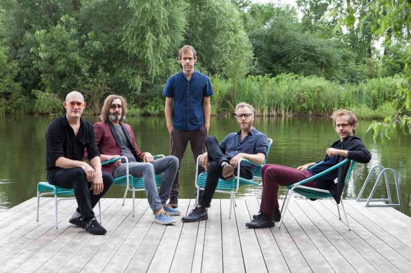 the national by graham macindoe 4 The National Are the Hardest Working Band in the World