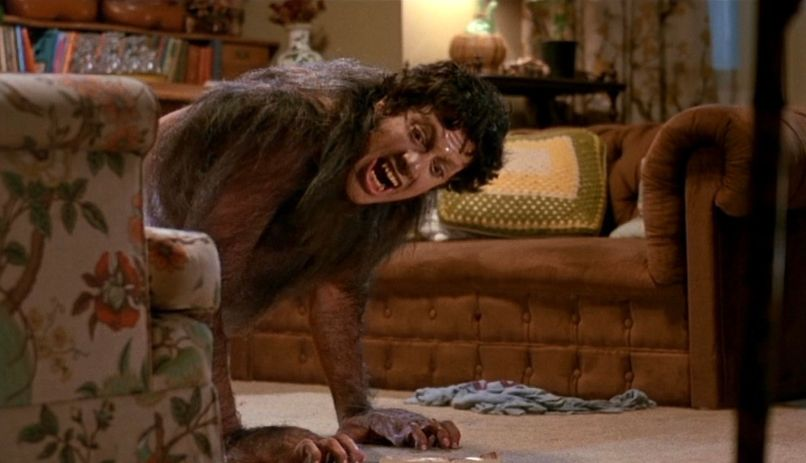 american werewolf The 100 Scariest Movies of All Time