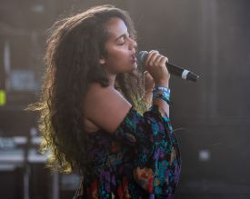 Bibi Bourelly // photo by David Brendan Hall