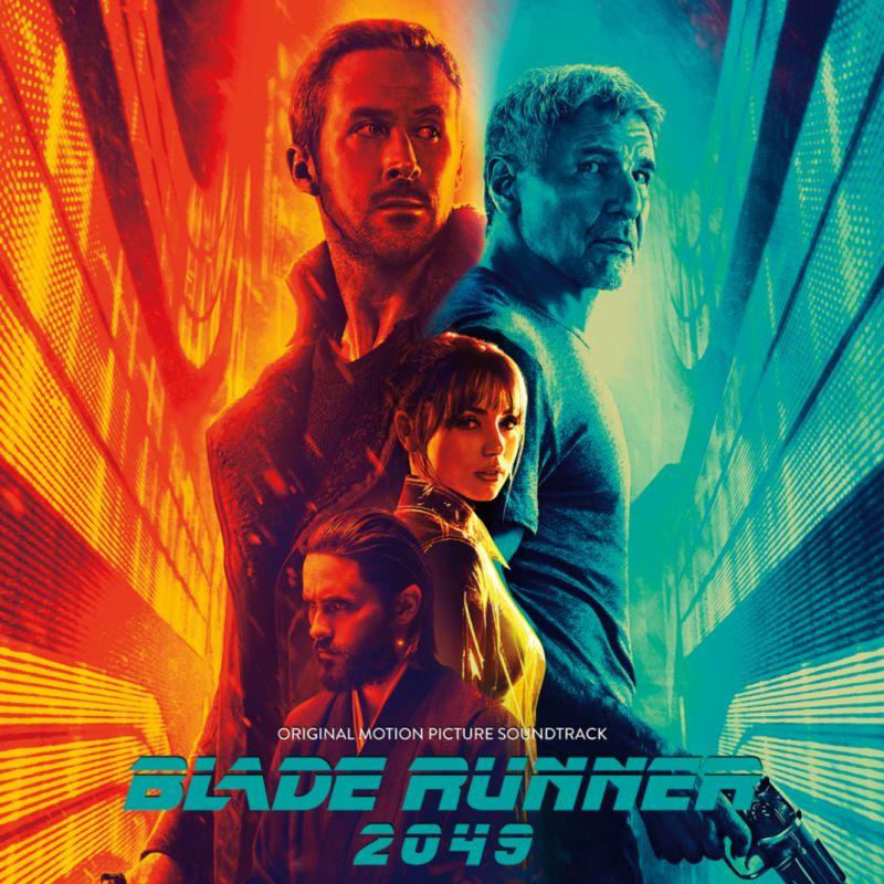 blade runner 2049 soundtrack artwork Top 50 Albums of 2017