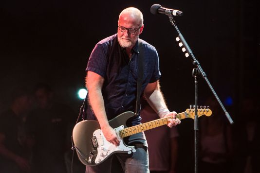Bob Mould // Photo by Philip Cosores