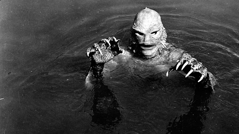 creature from the black lagoon The 100 Scariest Movies of All Time