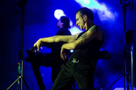 Depeche Mode // Photo by Philip Cosores