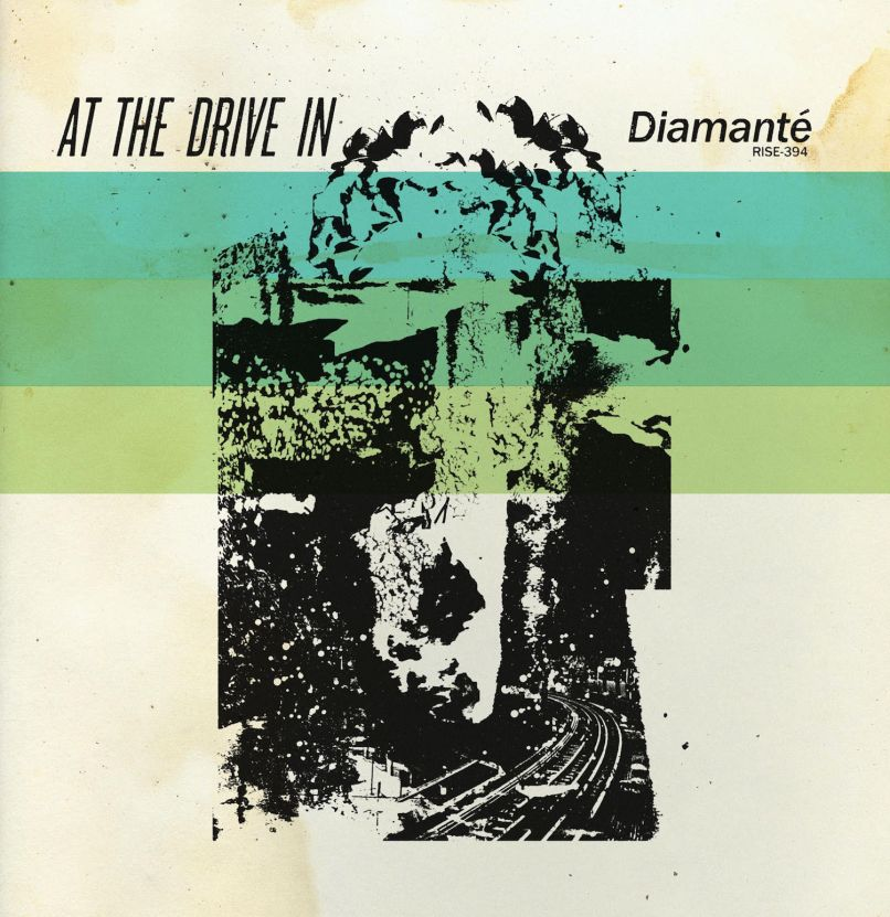 diamante At The Drive Ins vinyl only Diamanté EP now available to stream