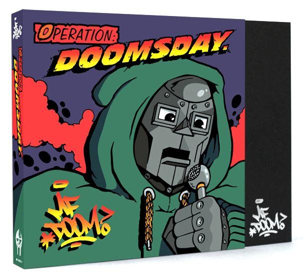 doom operation doomsday box set outside packaging DOOM announces Operation: Doomsday 7 inch vinyl box set