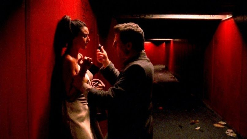 irreversible 2002 The 100 Scariest Movies of All Time