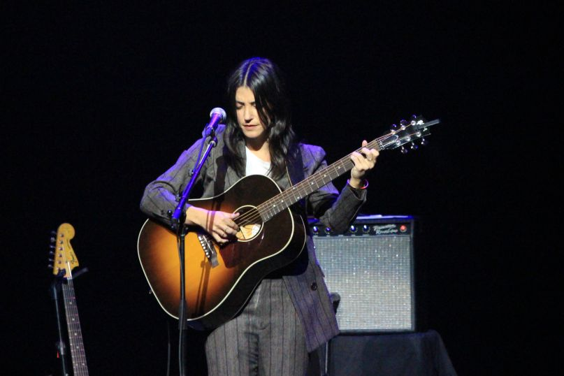 Sharon Van Etten, photo by Heather Kaplan