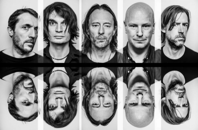 Radiohead comment Rock Roll induction