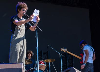 Ron Gallo // photo by David Brendan Hall