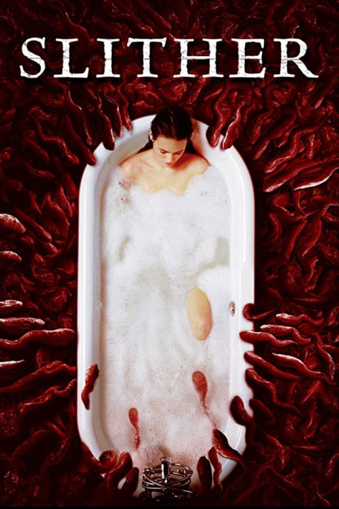 slither poster In 2006, Slither Grossed Us Out (And Made Us Laugh) When We Needed It Most