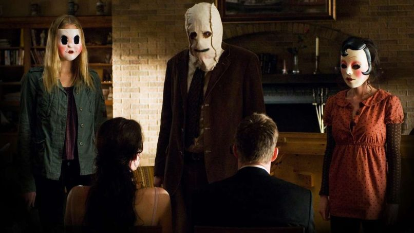 the strangers The 100 Scariest Movies of All Time