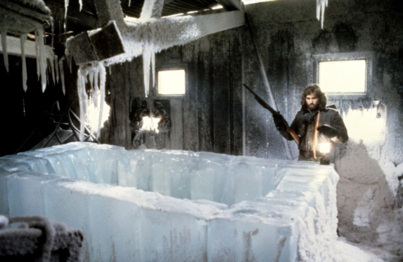 the thing 1982 The 100 Scariest Movies of All Time