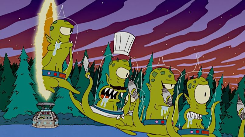 treehouse of horror xviii Ranking: Every Simpsons Treehouse of Horror Halloween Episode from Worst to Best